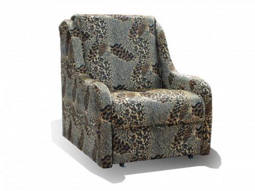 """Кресло-кровать """"Аккорд""""(леопард)"""