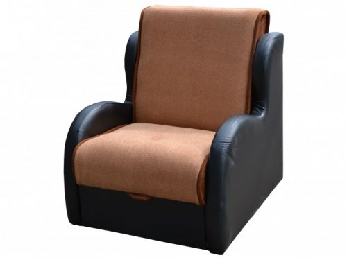 Кресло-кровать Атлант астра-кожа.