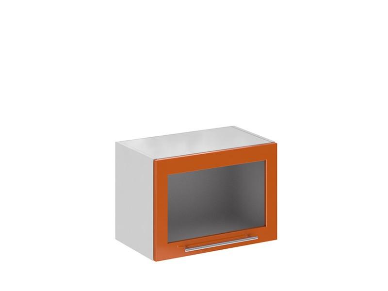 """Олива"" ШВГС - 500 мм. Шкаф верхний горизонт. (стекло)"