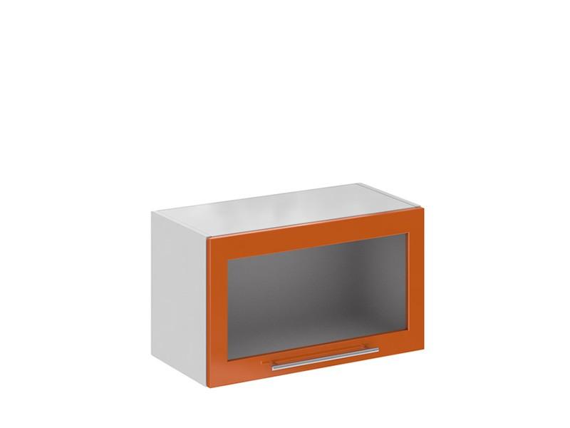 """Олива"" ШВГС - 600 мм. Шкаф верхний горизонт. (стекло)"