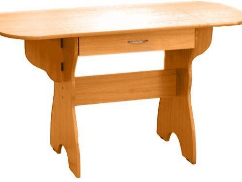 Стол кухонный с ящиком - Аленка