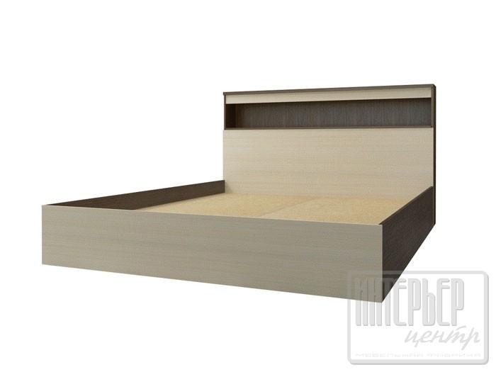 Кровать с прикроватным блоком