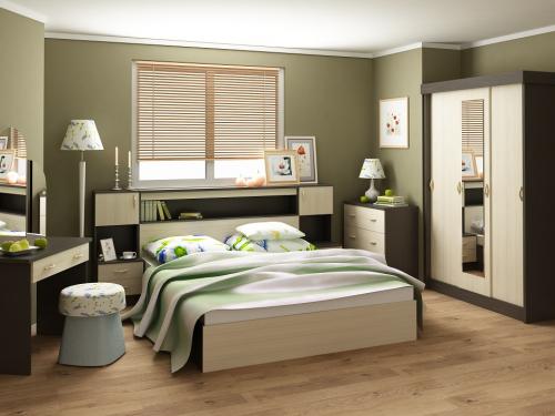 купить мебель для спальни недорого в москве каталог от производителя