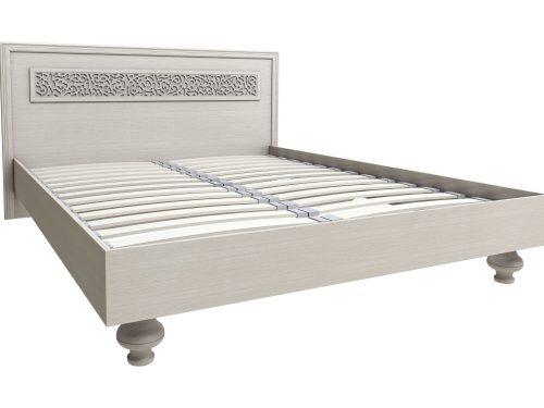Кровать 1,6 м с ортопедическим основанием Виктория