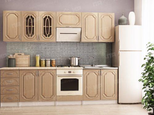 Кухонный гарнитур 2,6 м МДФ