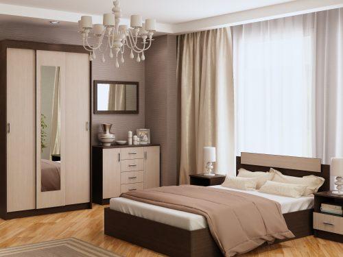 Спальный гарнитур Эко 1