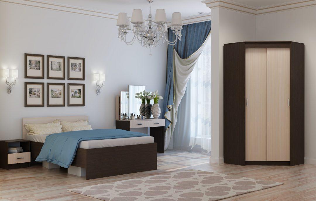 Спальный гарнитур Уют