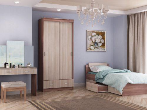 Спальный гарнитур Прима 2