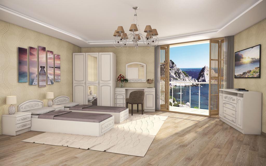 Спальный гарнитур Венеция № 5