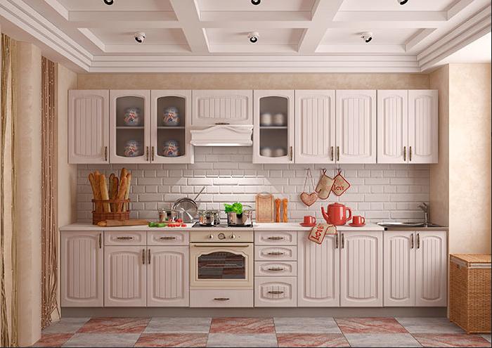 Кухонный гарнитур Гренада - 3.6 метра