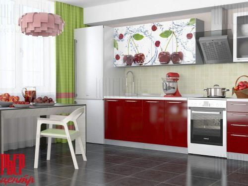 Кухонный гарнитур София 2,0 Фотопечать
