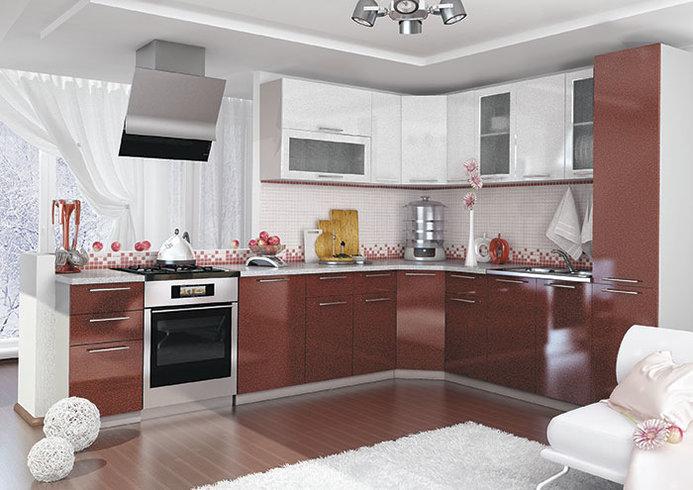 Кухня София угловая 315х245