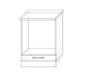ШНД-600 - Шкаф нижний духовой