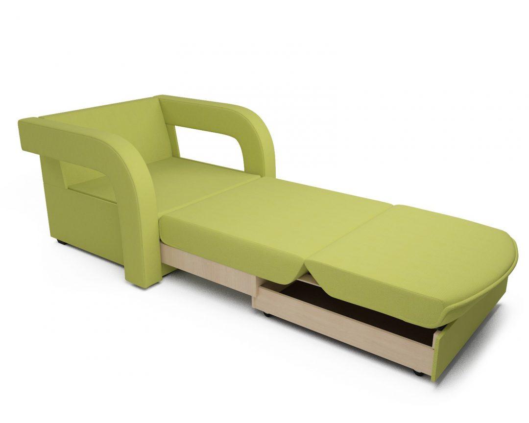 Кресло-кровать Кармен-2 (зеленый)