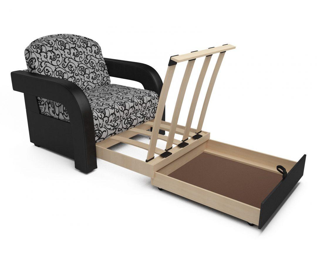 Кресло-кровать Кармен-2 (кантри-кожа)