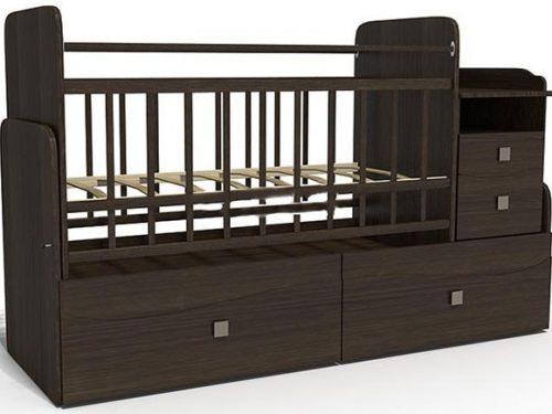 """Кровать-трансформер """"Bambu Allegro"""""""