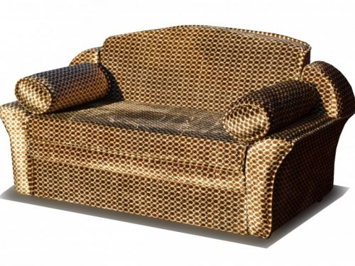 "Диван-кровать ""Кармен (соты)."