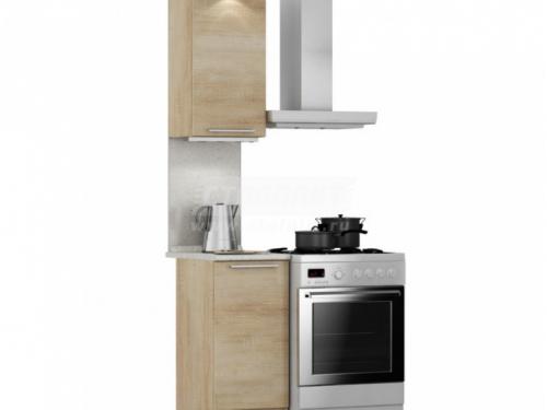 Кухонный гарнитур - Дуб Сонома - 0.4 метра