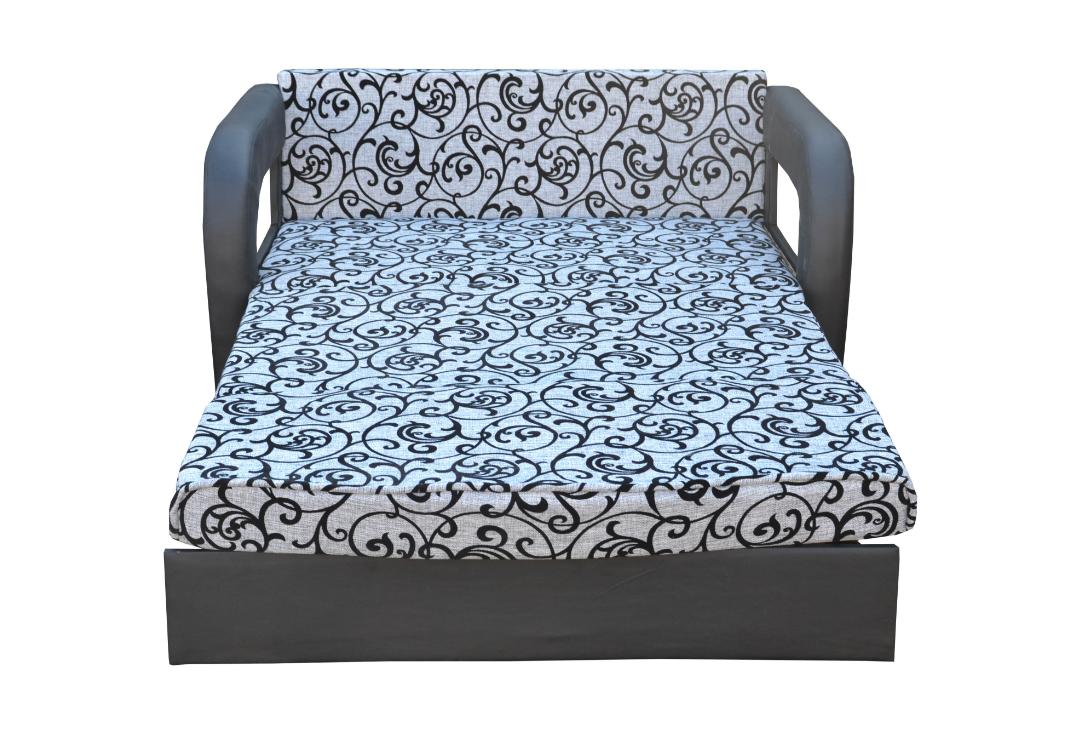 Диван-кровать Кармен 2 кантри - кожа