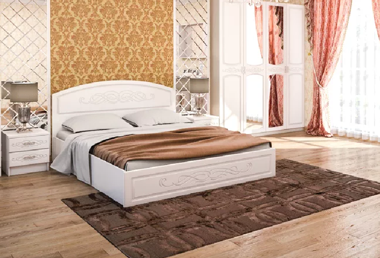 """Кровать """"Венеция"""", 1,6 м."""