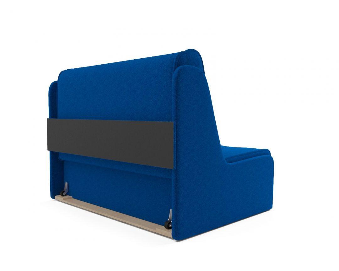 Диван Аккордеон 2 Астра синяя.