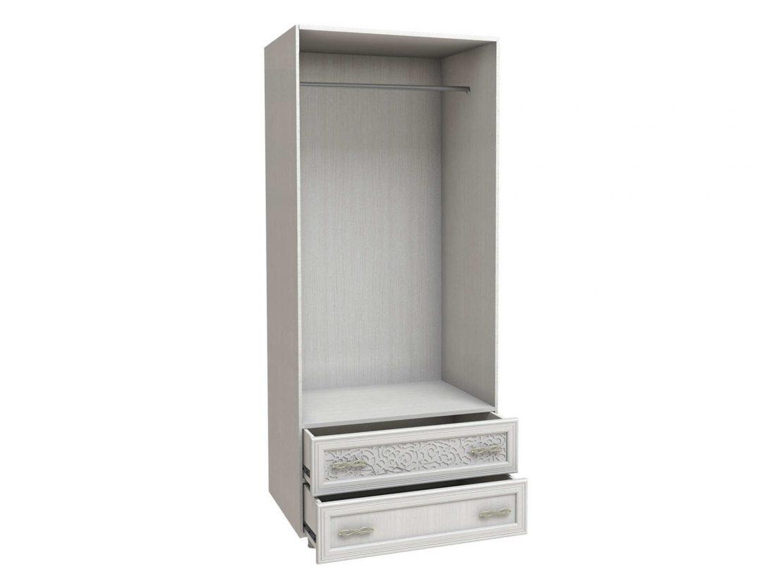 Шкаф двухстворчатый с ящиками Виктория