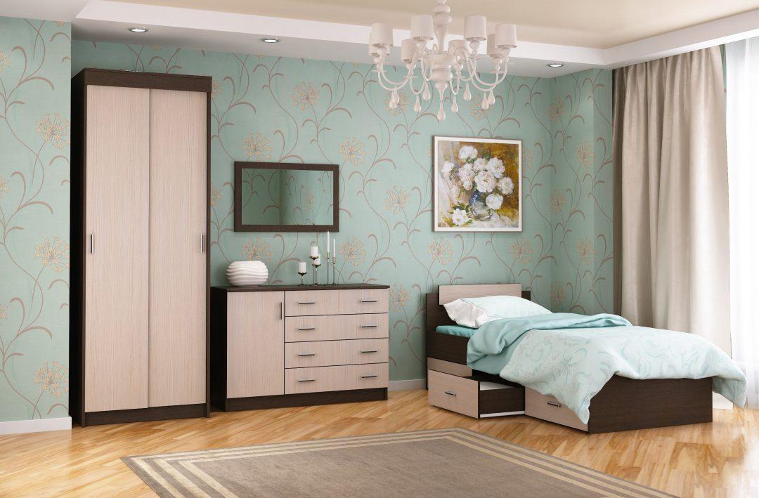 Спальный гарнитур Дори 1