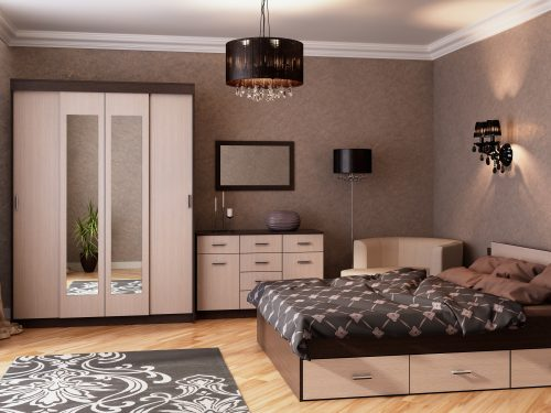 Спальный гарнитур Мега