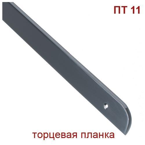 Планка торцевая для столешниц 28мм