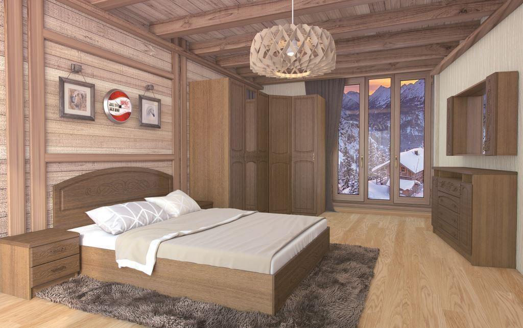 Спальный гарнитур Венеция № 4