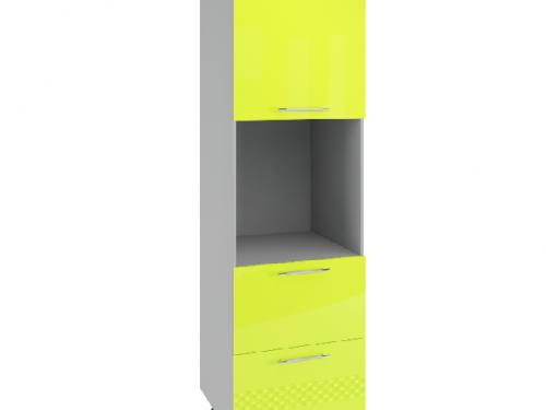 ПНЯ-600 Шкаф пенал с ящиками