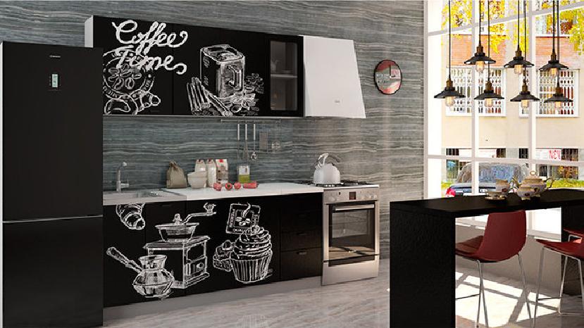 Кухонный гарнитур 1.8 Кофе тайм