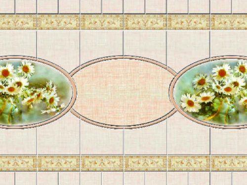 Стеновая панель (Скинали) для кухни - SP 023