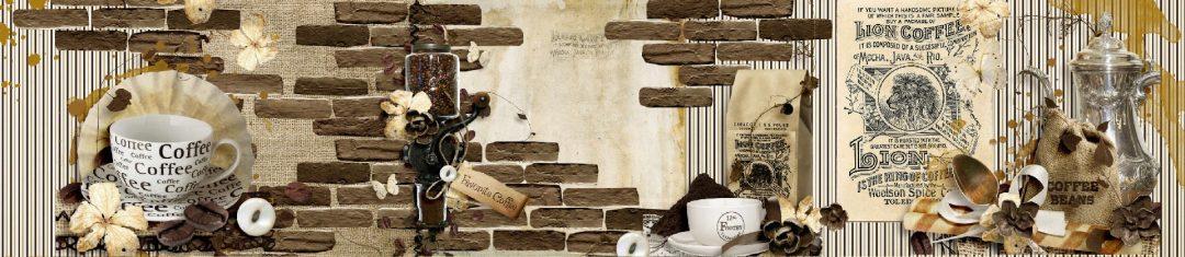 Стеновая панель (Скинали) для кухни - SP 085