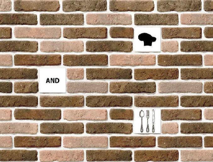 Стеновая панель (Скинали) для кухни - SP 178