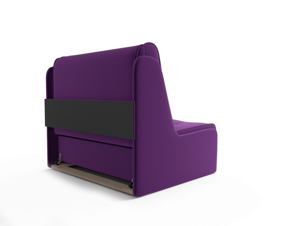 Диван Аккордеон №2 Фиолет