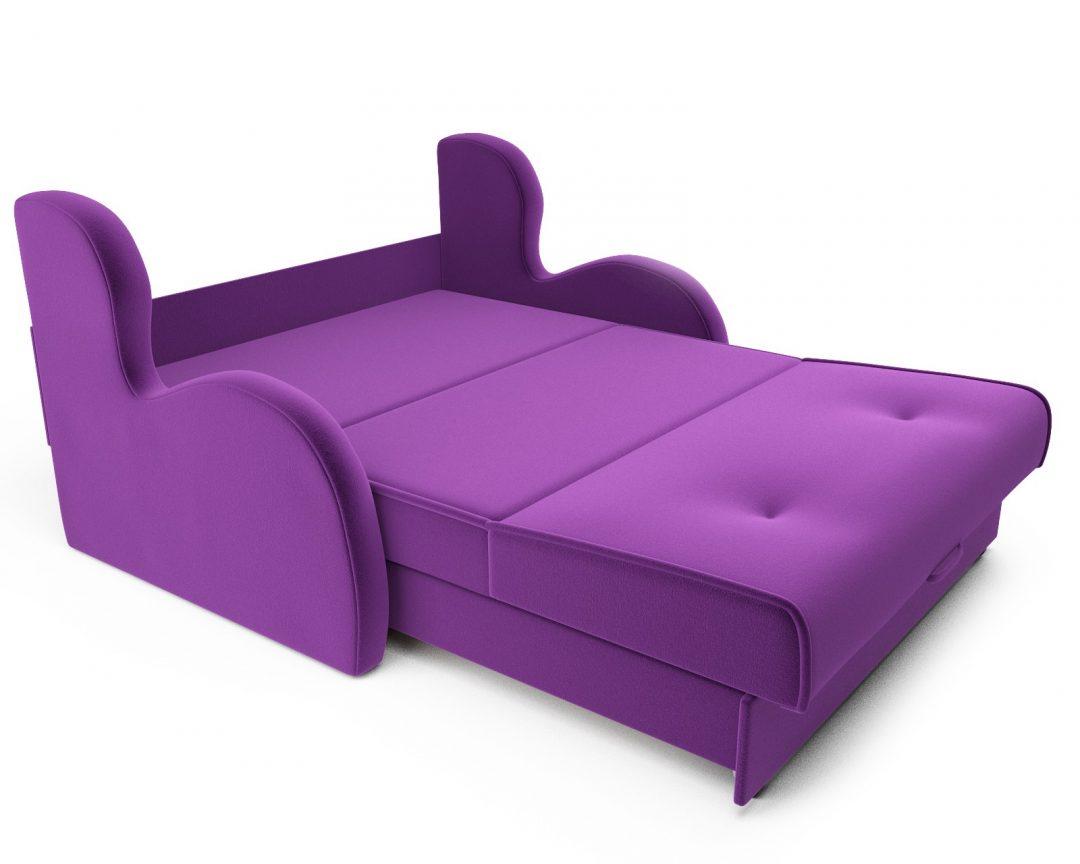 Диван Аккордеон Атлант - Фиолет