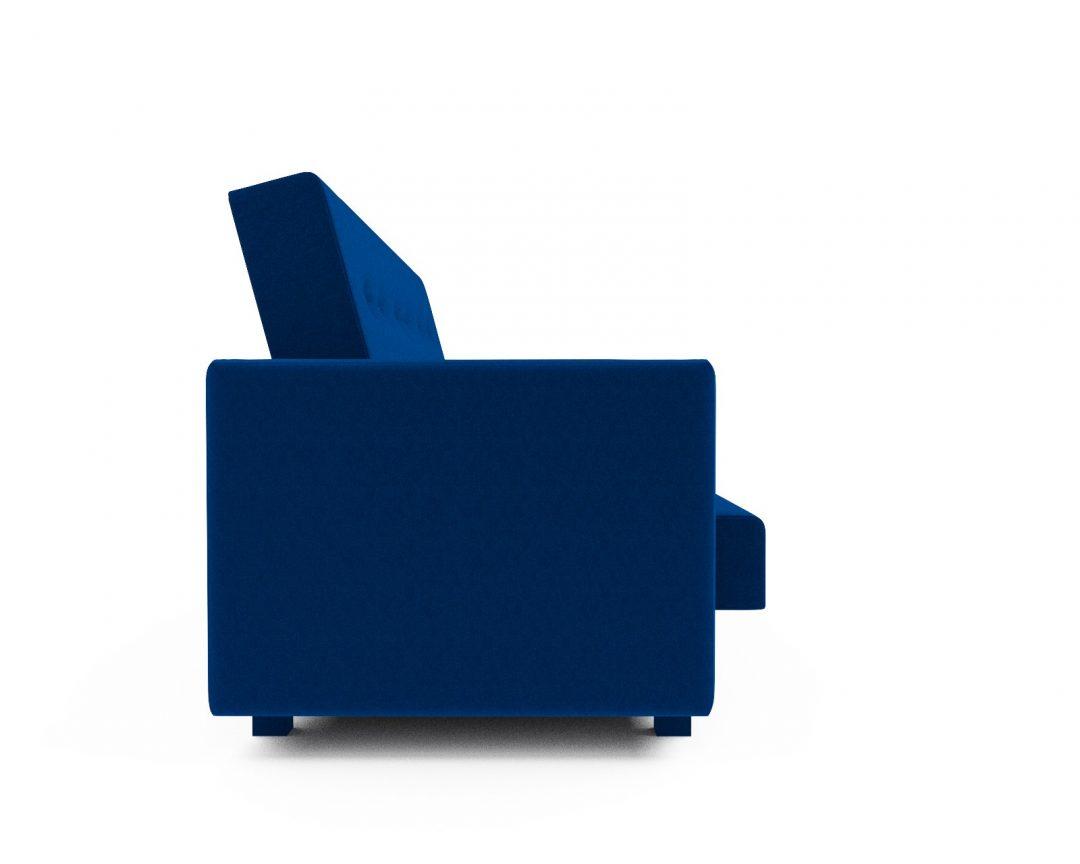 Диван Лофт (астра-синяя)