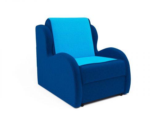Кресло-кровать Атлант - астра синяя