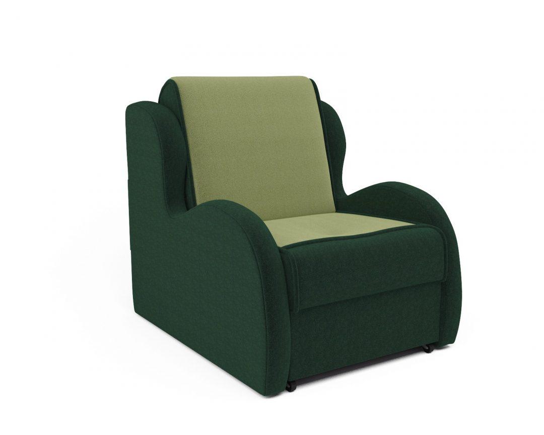 Кресло-кровать Атлант - астра зеленая