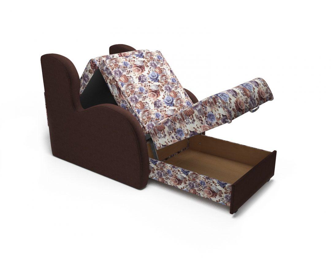 Кресло-кровать Атлант - Цветы