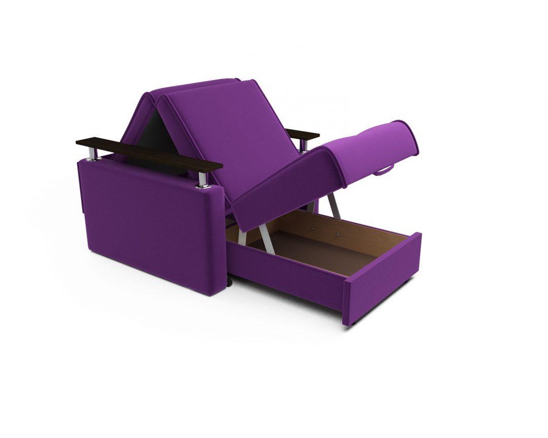 Кресло-кровать Шарм - Grey