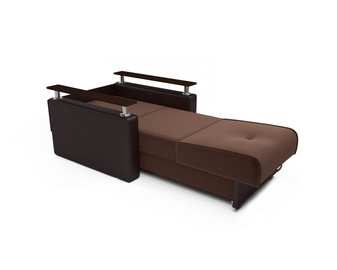 Кресло-кровать Шарм - шоколад