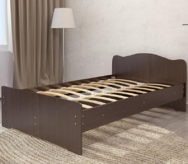 Кровать Весна 1200мм - венге