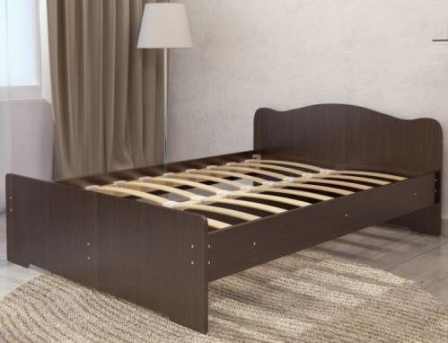 Кровать Весна 1400мм - венге
