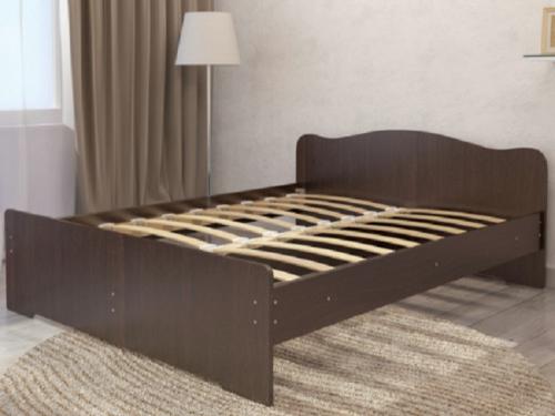 Кровать Весна 1600мм — венге