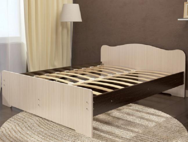 Кровать Весна 1600мм - комби