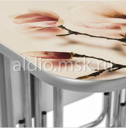 Стол тумба Магнолия 120х68 см.