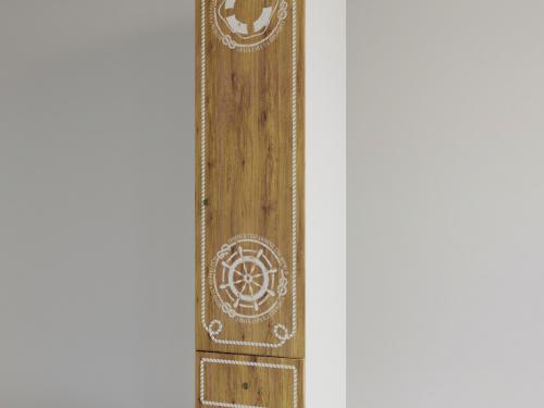 Шкаф с ящиками - Юнга 45 см