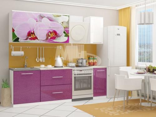 Кухня - 1.8 Орхидея-2